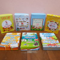 Mainan Flash Card Kartu - Mainan Kartu Edukasi Belajar Anak