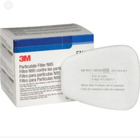 3M Particulate Filter 5N11, N95 Respiratory Protection (10pcs perbox)