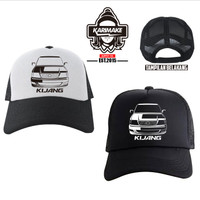 Topi Trucker Kijang Kapsul LGX Topi Jaring - Karimake