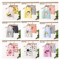 Setelan Singlet Bayi / Setelan Bayi Anak / Baju Bayi Anak Lucu