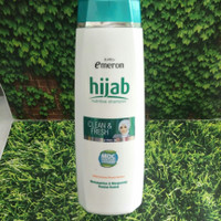 Emeron shampo hijab clean & fresh 340 ml