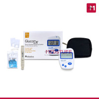 ALAT GlucoDr AGM 2100 Alat Cek Gula Darah Glukosa Darah Gluco Dr