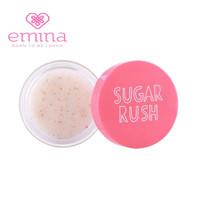 Emina Sugar Rush Lip Scrub 4.2gr Original