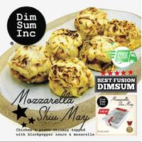 siomay mozarella / shiu may / siomai Dim Sum by Dimsum Inc