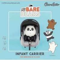 Carrier Car Seat Cocolatte We Bare Bears Original WBB