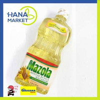 MAZOLA SUNFLOWER OIL 900ML / HANA MARKET