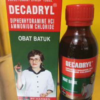 Obat batuk Decadryl