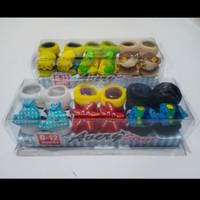 3D baby Socks - Kaos kaki Bayi 3D Sea Animal Boy Gift Set