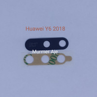 Lensa kaca kamera belakang huawei y6 2018 oem