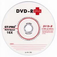 CD COMPACT/CD KOSONG/DVD-R PLUS GT-PRO PER PCS/BIJI