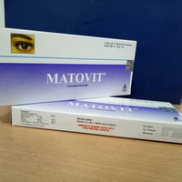 Matovit 30's tab strip vitamin mata