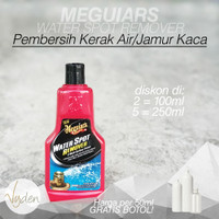 FD MEGUIARS Water Spot Remover Repack Hapus Kerak Air Jamur Kaca MURAH