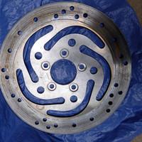 Spare part Harley + Sprocket + Disc brake