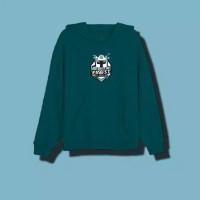 Jaket Hoodie anak Frost Diamond sweater anak laki laki/perempuan - Tosca, M