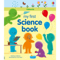 Usborne My First Science Book. Buku Anak Import