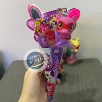 Mainan Anak Perempuan Figure Little Pony Cone Termurah