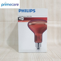 Bohlam Infrared 100 watt Philips / Infrared / Bohlam Lampu Infrared