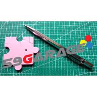 59garage Scribber - Gundam Model Kit Tool