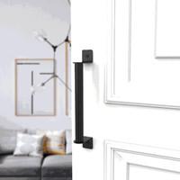 Mareje | handle handel gagang pintu industrial besi pipa hitam mewah