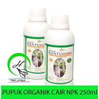 Pupuk Organik Cair_Hormon Tanaman NPK Jimmy Hantu 250ml