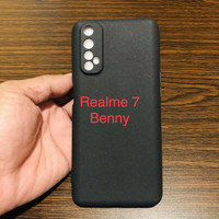 Case Oppo Realme 7 Case Softcase Slim Matte Original