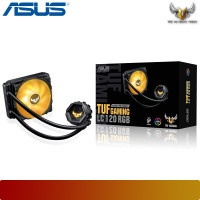 ASUS - TUF GAMING LC 120 RGB | AIO Water Cooling 120mm with RGB Fan