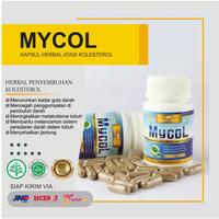 Mycol - Obat Herbal Menurunkan Menyembuhkan Kolesterol BPOM
