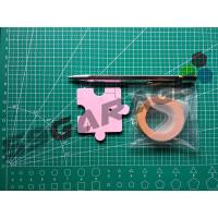 Paket Scribber - Model Kit Gundam Tool