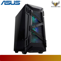 ASUS - TUF GAMING GT301 CASE | Mid Tower Tempered Glass Gaming Case