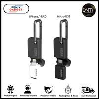 GoPro Quik Key for Micro USB / Iphone - Ipad - Original Garansi TAM
