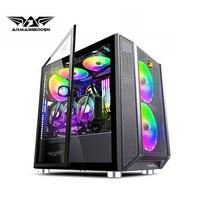 ARMAGGEDDON Tessaraxx Core 1 AIR M-ATX Mid Tower Gaming Casing