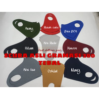 Masker Scuba mask.Gramasi 260-270 HARGA GROSIR TERMURAH