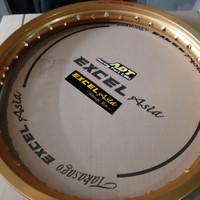 velg takasago excel asia ring17 gold 3.00