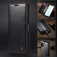 CaseMe Samsung Galaxy Note 10+ Note10 Plus Wallet Leather Flip Case