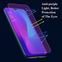 TEMPERED GLASS ANTI BLUE RAY HONOR PLAY ANTI GORES SCREEN GUARD