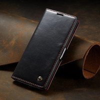 CaseMe Samsung Galaxy Note 10 Note10 Flip Cover Wallet Leather Case