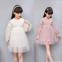 BabyYuan Dress import anak/Korea Tutu dress/princess dress anak