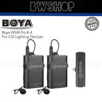 Boya BY-WM4 Pro-K4 Wireless Microphone - Boya WM4 Pro K4
