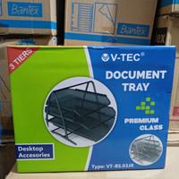 Letter tray MICRO MS-903 / rak tempat dokumen 3 susun