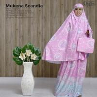Mukena Bali Murah Bahan Adem MS044-054 - Pink