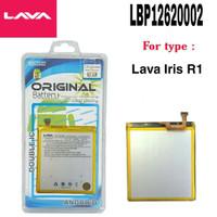 Baterai Battery Batre Original LAVA Iris R1 Kode Baterai LBP12620002