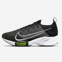 Nike Air Zoom Tempo Next% Men's Running Shoe - Black/Volt/White