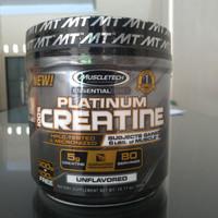 Muscletech Platinum Creatine 400g Powder