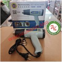 Heat Gun ada variable suhu Hot Air Gun C Mart 1600 Watt TERLARIS