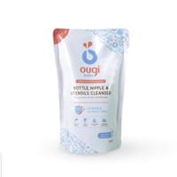 OUGI Baby Bottle Nipple Cleanser Refill 450 ml / Sabun Botol Ougibaby