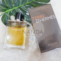 TERRE D' HERMES 100ML | KW SUPER | ORIGINAL SINGAPORE