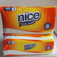 Tissue NICE 180s 2 ply