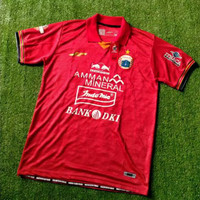 Jersey bola Persija Jakarta home Liga 1 2020 grade original