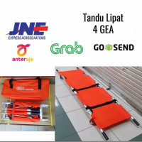 Tandu Lipat 4 GEA YDC-1A10.GEA Foldable Stretcher Tandu Lipat GEA