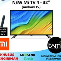 Xiaomi Mi Tv 4 32inch, Android Tv, Garansi TAM